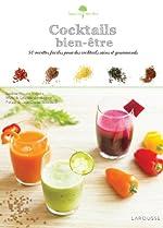 Cocktails bien être de Sandrine Houdré-Grégoire