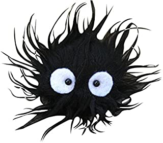 Spirited Away Totoro plush doll keychain Soot Sprite KUROSUKE (Fluffy) by Spirited Away
