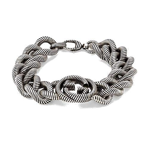 Gucci Vergrendeling g zilveren armband 17 cm/ 6,69 inch yba599739001017