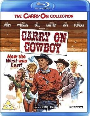 Carry on Cowboy [ NON-USA FORMAT, Blu-Ray, Reg.B Import - United Kingdom ]