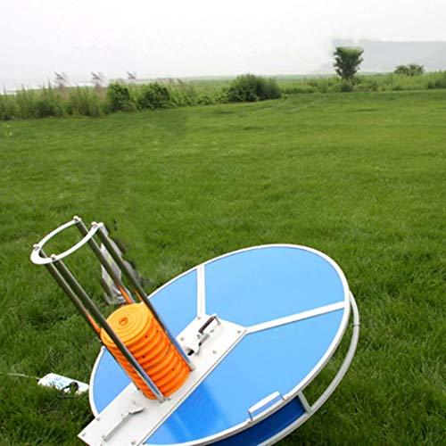 WEIFAN Ton Zielwerfer ZielschießMaschine PedalschießMaschine UFO-SchießMaschine Zielwerfer Trainingshilfe