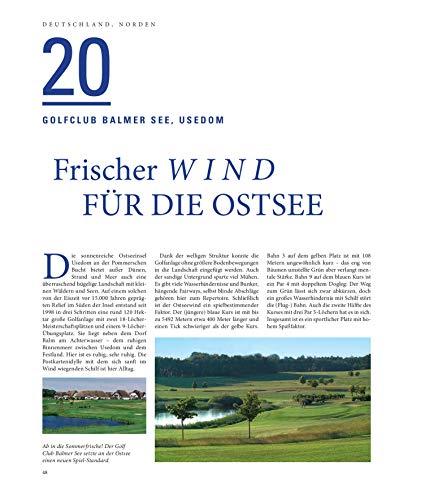 Die 100 besten Golfplätze in Deutschland und Österreich (Edition 99pages by HEEL) - 14