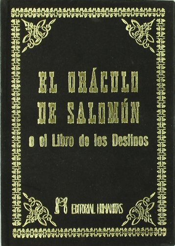 Oraculo De Salomon -Terciopelo