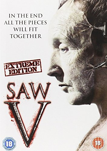 Saw 5 [Reino Unido] [DVD]