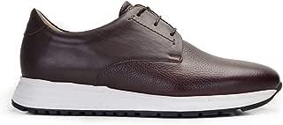 6778-DEC EXLDEC-Floter Kahve 702 - Antik K Kahve 2 Nevzat Onay Kahverengi Bağcıklı Günlük Deri Erkek Ayakkabı