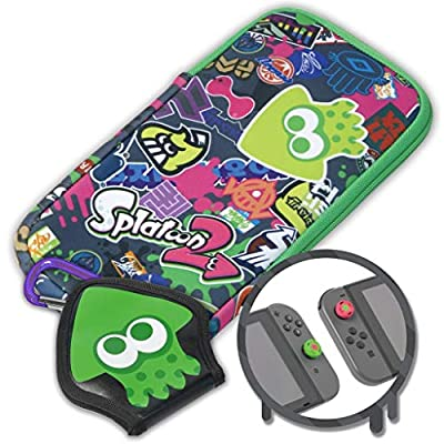 Hori Splatoon 2 Splat Pack for Nintendo Switch