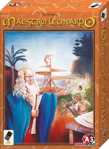 ABACUSSPIELE 69020 - Maestro Leonardo, Brettspiel
