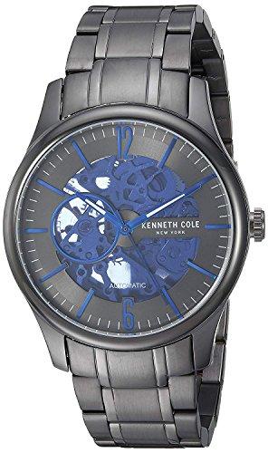 Kenneth Cole Reloj Analógico para Hombre de Automático con Correa en Acero Inoxidable KC50224005