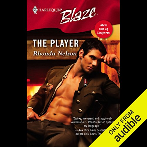 The Player audiobook cover art