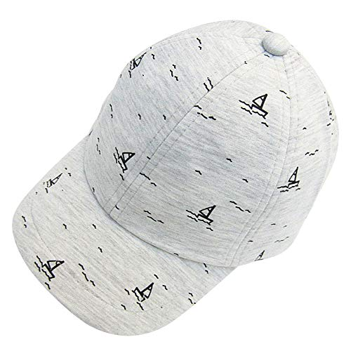 Baby Boys Baseball Hats Newborn Infant Toddler Sun Hat Kids Outdoor Casual Hat Protection Travel Caps ((12-30 Months) 19.6