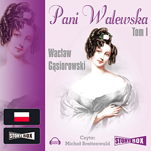 Pani Walewska 1 audiobook cover art