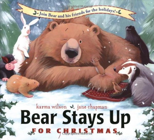 Bear Stays Up for Christmas (The Bear Books)の詳細を見る