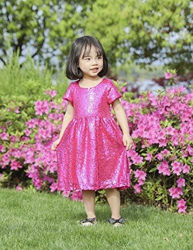 Bright pink bridesmaid dresses _image3