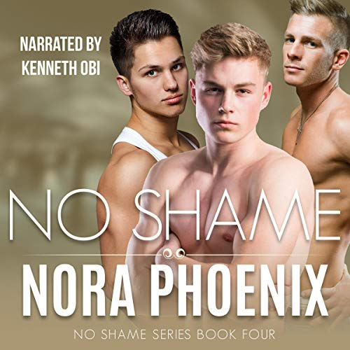 No Shame  audiobook cover art
