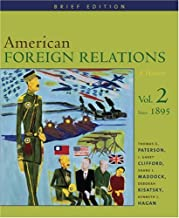 brief history of american foreign policy