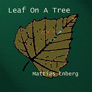 Leaf On A Tree