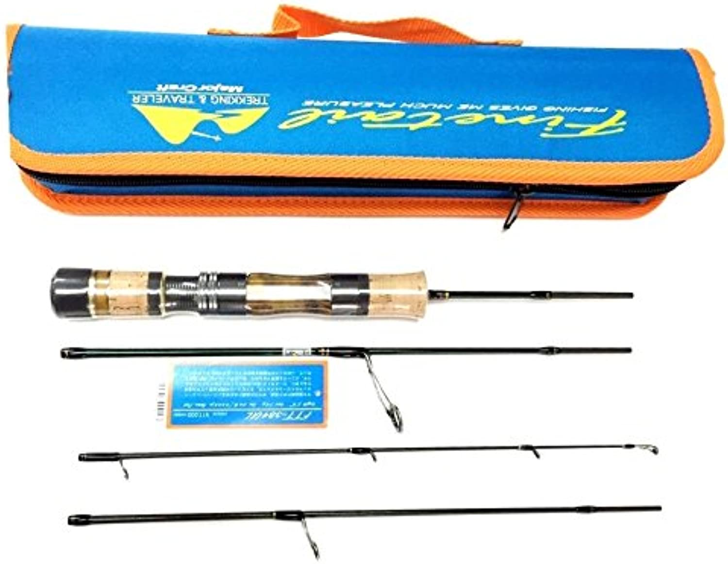 Major Craft Fine Tail Series Spinning Rod FTT 384 UL (0917)