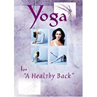 Yoga for a Healthy Back [DVD]