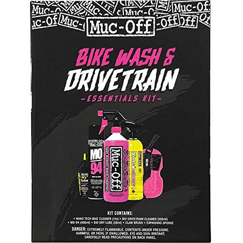 Muc-Off Bike Wash & Drivetrain Essentials Kit