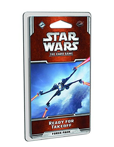 Star Wars Lcg Ready for Takeoff Force Pack Expansion
