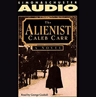 The Alienist audiobook cover art