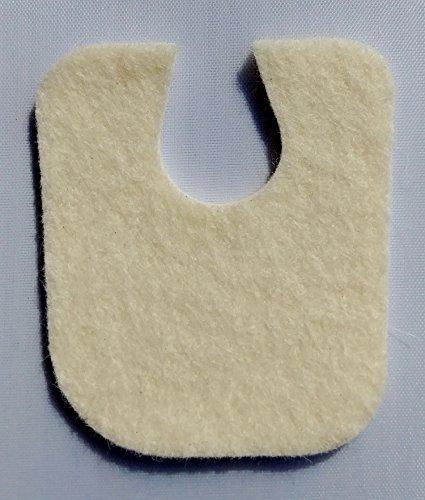 "Felt Callus Pad Cushions, 100 1/8"" Foot Pads from Atlas Biomechanics"