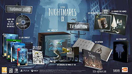 Little Nightmares II - Edición de Televisión - Switch