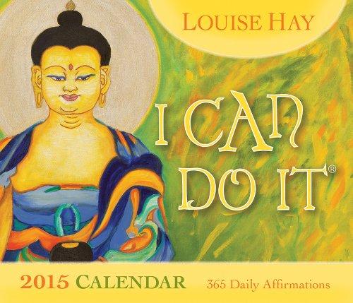 I Can Do It(TM) 2015 Calendar: 365 Daily Affirmations