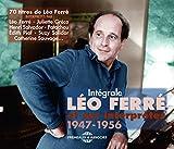 Songtexte von Léo Ferré - Intégrale Léo Ferré et ses interprètes 1947–1956