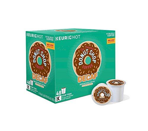The Original Donut Shop, Decaf Coffee (48 K-Cups)