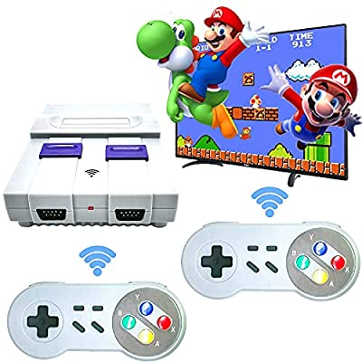Amazon - 80% Off on 3 MSS Built-in 821 Classic Childhood Games, Classic Game Console