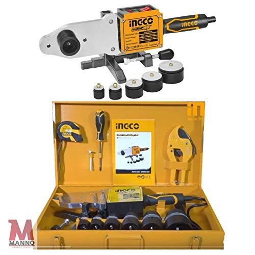 Laubsauger Ingco 1500w 6 Schweißgerät im Set für Schläuche aus Polyethylen