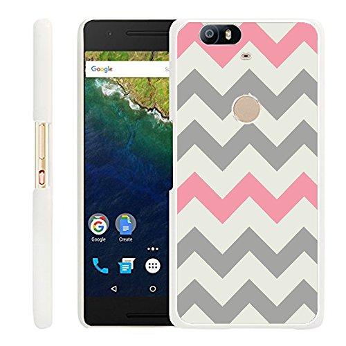 Gifun Schutzhülle für Huawei Google Nexus 6P, schlankes Design, Weiß