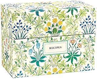 comprar comparacion William Morris Recipe Box