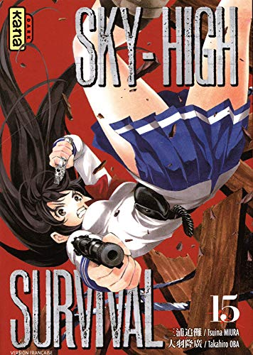 Sky-high survival, tome 15
