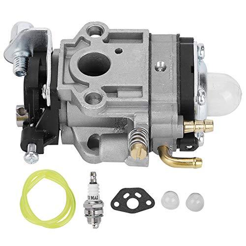 Carburador de alta calidad Kit de carburador Carburador Kit de repuesto profesional apto para Weedeater 1E34F 1E36F TU26 TL26 Cortador de cepillo 26cc 33cc