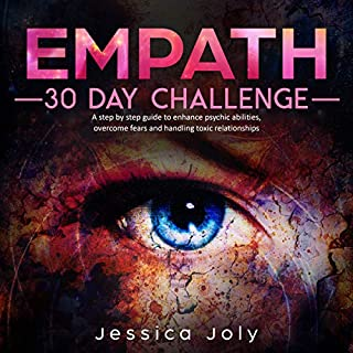 Empath: 30 Day Challenge audiobook cover art