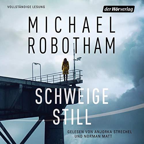 Schweige still cover art