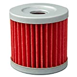 Outlaw Racing ORF198 Performance Oil Filter Compatible with Polaris Ranger 800 XP ATV & Victory Classic CruiSEr Street Motorcycles Replaces KN198