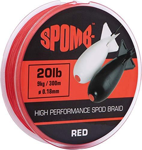 FOX Carp Fishing Spomb Braid 300m 20lb Red