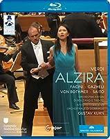 Alzira [Blu-ray] [Import]