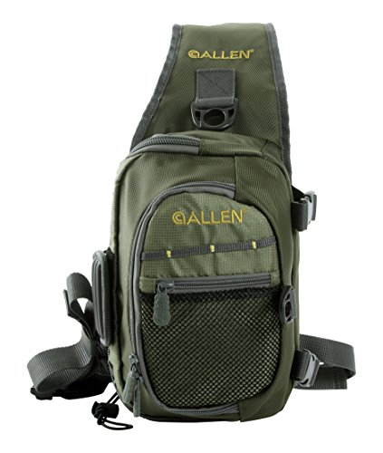 Allen Company, Daypack, Cedar Creek Sling Pack (Fishing Pack/Sling Backpack), Olive