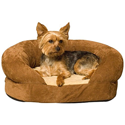3. K&H Pet Products Ortho Bolster Sleeper Bed for Dogs