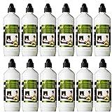 Farmlight 12 x 1 Chimenea y estufa de bioetanol, 12 botellas de 1 litro