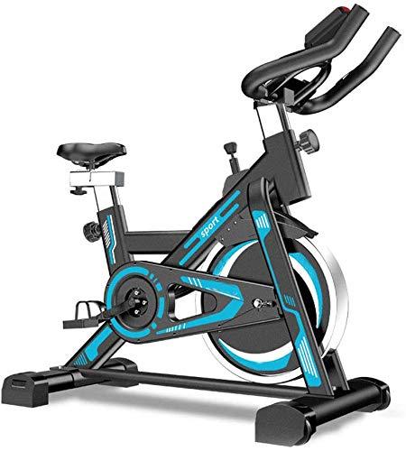 RUN Erguida la Bicicleta estática, Carga máxima 150 kg fácil de Usar para Ejercicio aeróbico Entrenamiento de piernas / / Yoga Ejercicio / 101 * 49 * 113cm