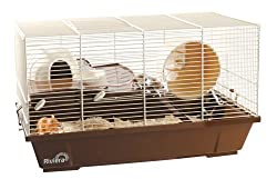 Cage housing for pet mice