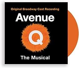 Avenue Q- Exclusive Orange Vinyl
