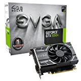 EVGA GeForce GTX 1050 Ti GAMING, 4GB GDDR5, DX12 OSD Support (PXOC) Carte Graphique 04G-P4-6251-KR