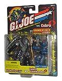 Snake Eyes vs. Cobra Commander - G.I. Joe vs Cobra Action Figure