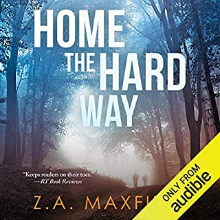 Home the Hard Way audiobook cover art
